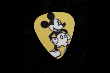Plectrum Mickey Mouse 1