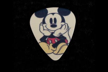 Plectrum Mickey Mouse 2