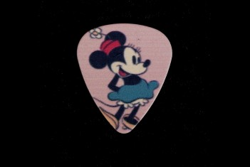 Plectrum Minnie Mouse