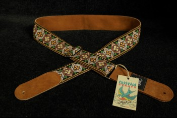 Jaykco Custom Strap, Brown and Green Vintage LTD