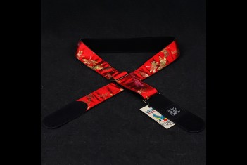 Jaykco Custom Strap Red Dragonfly