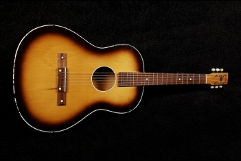Symphonie Acoustic Guitar from late 1950's - SOLD!