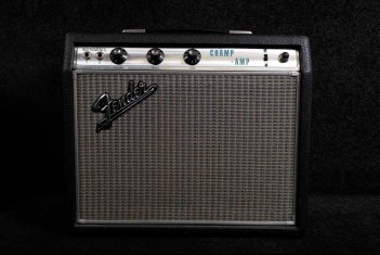 Fender Champ 1968 Silverface