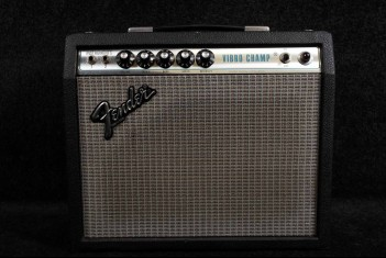 Fender Vibro Champ 1978 Silverface
