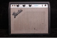Fender Champ 1978 Silverface SOLD!