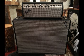 Fender PA 135 from 1978 - SOLD!