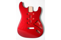 New! Stratocaster N.O.S. Body - Thin poly finish - Alder - C.A.R.