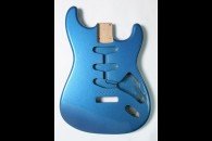New! Stratocaster N.O.S. Body - Thin poly finish - Alder - LPB