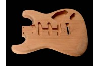 Stratocaster Body 1950's - Unfinished American Red Alder