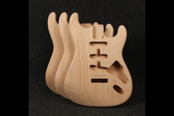 Stratocaster Bodies - Unfinished