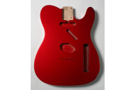 New! Telecaster N.O.S. Body - Thin poly finish - Alder - C.A.R. - Double Binding