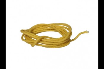 Cloth Wire Yellow