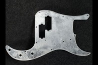 P-Bass Aluminum Shield Aged