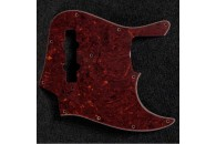 J-Bass Pickguard Celluloid 1974 Tortoise - 4 Ply
