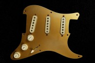 Loaded Pickguard 56-58 Gold Anodized