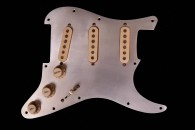 Loaded Pickguard 1963/1965 Aluminum