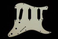 Strat Pickguard 62 Greenish - 3 ply