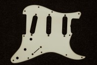 Strat Pickguard 64 Greenish - 3 Ply