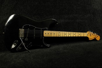 Fender Stratocaster 1979  Black - SOLD!