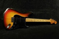 Fender Stratocaster 1979  3-Tone Sunburst with Original Case