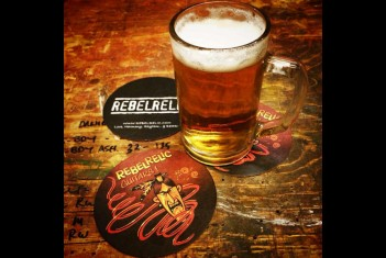 RebelRelic Beer Coasters
