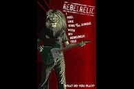 RebelRelic Poster Animal series Lion - SOLD OUT!!