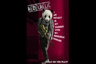 RebelRelic Poster Animal series Panda - SOLD OUT!!