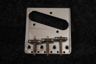 Telecaster Bridge with Saddles 60s Aged