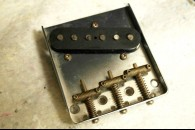 Rebel Vintage 64 Tele Pickup with Bridge