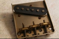 Rebel Vintage 55 Tele Pickup with Bridge