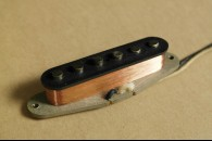 Rebel Vintage 63 Strat Pickup - Bridge Position