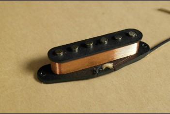 Rebel Vintage SRV Strat Pickup - Bridge position
