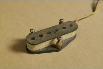 Replica 1951-1954 Telecaster Bridge Pickup