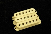 Strat Pickup Covers 60's Cream