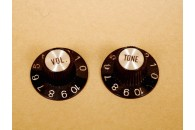 Telecaster Deluxe Knobs Set