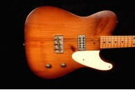 RebelRelic 400 Year Old Pine 2x4 Honey Burst SOLD!