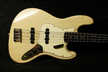 RebelRelic J-Series Bass 61 Blonde - SOLD!