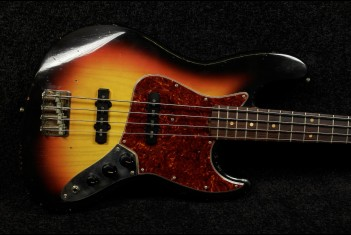 RebelRelic J-Series Bass 61  3-Tone Sunburst - SOLD!