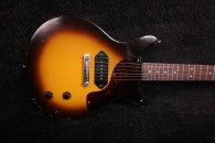 RebelRelic LPJ Double Cutaway Sunburst SOLD!