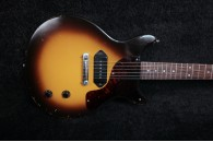 RebelRelic LPJ Double Cutaway Sunburst