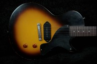 RebelRelic LPJ Single Cutaway Sunburst SOLD!