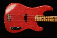 RebelRelic P-Series Bass Custom Dakota Red SOLD!
