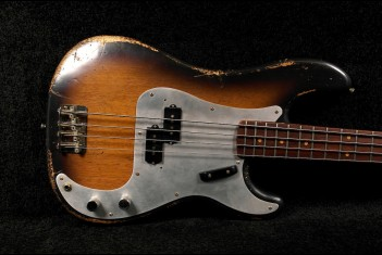 RebelRelic  P-Series Bass 60 Tobacco Sunburst