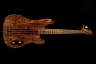 RebelRelic 400 Year Old Pine P-Series Bass Natural