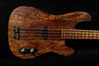 RebelRelic 400 Year Old Pine P-Series Bass Natural - SOLD!