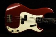 RebelRelic P-Series Bass 61 Candy Apple Red - SOLD!