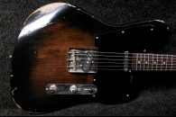 RebelRelic Rebel Master 2-Tone Sunburst - SOLD!