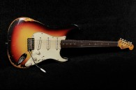 RebelRelic S-Series 61  3-Tone Sunburst SOLD!