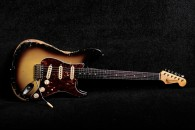 RebelRelic S-Series 61   3-Tone Sunburst