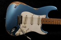 RebelRelic S-Series 56 Lake Placid Blue over Midnight Candy Blue - SOLD!